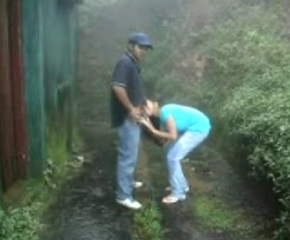 Flv gallery 52. Indian college girl giving her boyfriend a blowjob in rain